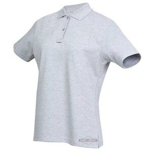 Tru-Spec 24/7 Series Ladies Polo Shirt Polyester/Cotton XX Large Heather Grey 4397007