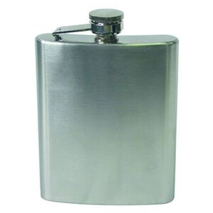Chinook Hip Flask Stainless Steel 8 Ounce 41164