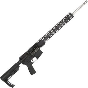 "Radical Firearms 6.5 Grendel AR-15 Semi Auto Rifle 20"" Barrel 15 Rounds 15"" Free Float M-LOK RPR Handguard MFT Minimalist Collapsible Stock Black"