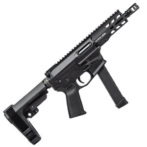 """Stag Arms PXC-9 9mm Luger AR15 Style Semi Auto Pistol 5.5"""" Barrel 32 Rounds Black"""