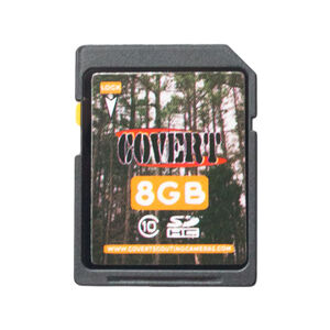 Covert Scouting Cameras SD Card 8GB