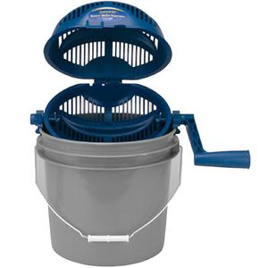 Frankford Arsenal Quick-N-EZ Rotary Media Separator Kit with Bucket 507565