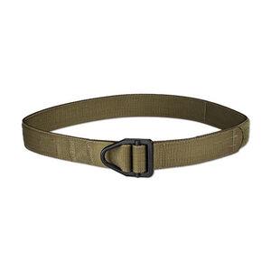Uncle Mike's Reinforced Instructor Belt Med Polymer and Nylon Ranger Green