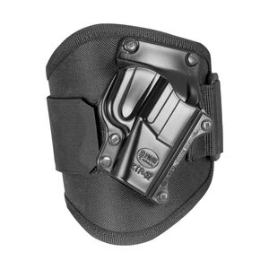 Fobus Ankle Holster Kel-Tec P-32/P-3AT Right Hand Draw Polymer Shell/Cordura Pad with Velcro Strap Matte Black Finish