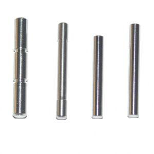 Armaspec Stainless Steel 4 Pin Kit Set fits GLOCK Gen 4 Stainless Steel