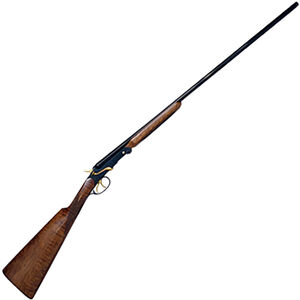 "TR Silver Eagle Alesta LX SxS Break Action Double Barrel Shotgun .410 Bore 28"" Barrels 3"" Chamber 2 Rounds Walnut Stock Black Finish"
