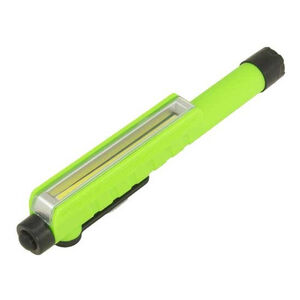 Promier COB LED Pocket Pen Light 350 Lumens COB LED AAAx4