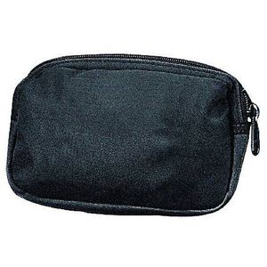 Uncle Mike's All Purpose Belt Pouch Cordura Black 88381
