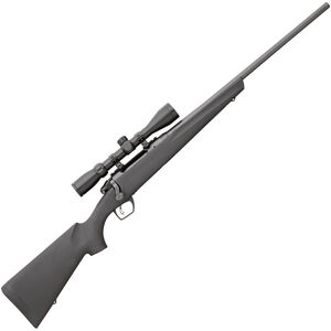 """Remington 783 Bolt Action Rifle 7mm Rem Mag 24"""" Barrel 3 Rounds with 3-9x40mm Scope Free Float Synthetic Stock Black Matte Blue Finish 85848"""