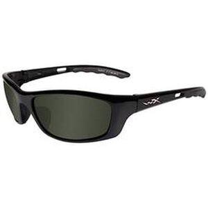 Wiley X Eyewear P 17 Tactical Glasses Black Gray P-17