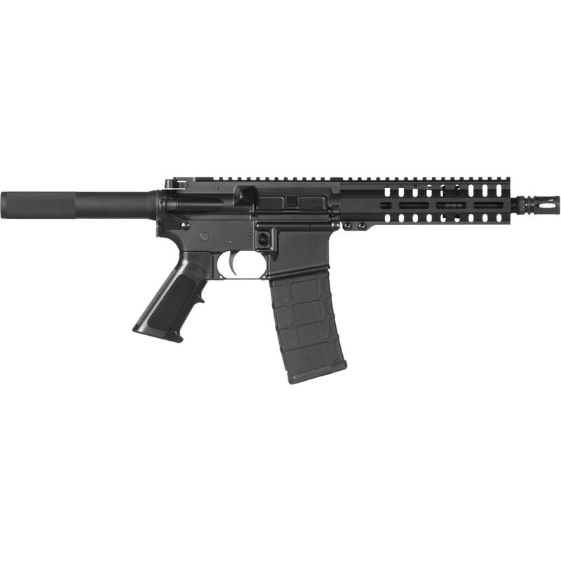 "CMMG Banshee 100 Mk4 .300 Blackout AR-15 Semi Auto Pistol 8"" Barrel 30 Rounds RML7 M-LOK Handguard Black"