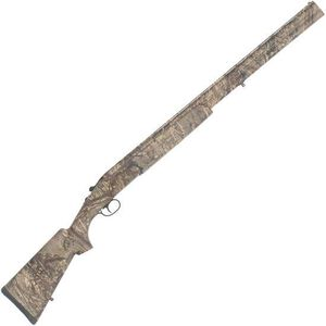 "Tristar Hunter Magnum Over/Under Shotgun 12 Gauge 30"" Barrels 2 Rounds 3.5"" Chambers Synthetic Stock Mossy Oak Duck Blind Camo 35231"