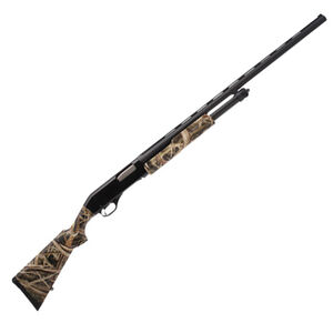 "Stevens 320 Field Compact 12 Gauge 26"" Camo Stock Black"