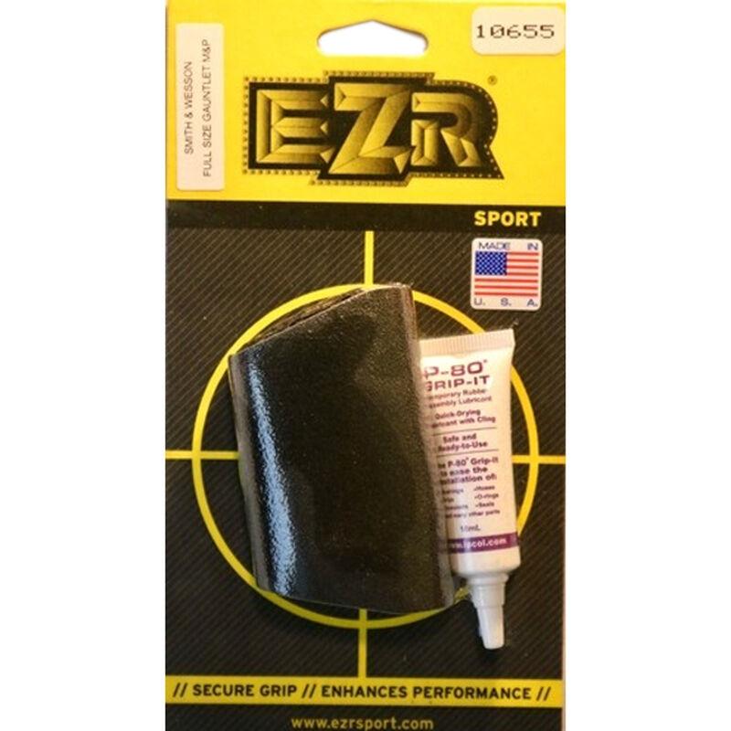 EZR Sport Gauntlet Grip Sleeve S&W M&P Full Size Sorbothane Black
