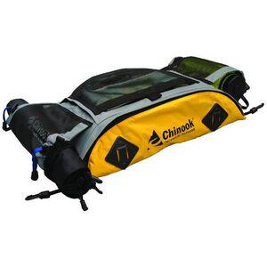 Chinook AquaSurf 20 Kayak Deck Bag Nylon Yellow 33505