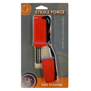 Ultimate Survival Technologies StrikeForce With Tinder Orange 20-12147