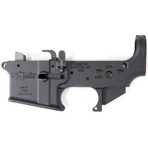 CMMG Mk9 Dedicated 9mm AR Stripped Lower Receiver