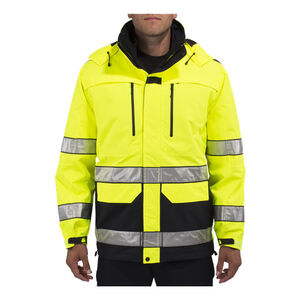 5.11 Tactical First Responder High Visibility Jacket Med Dark Navy