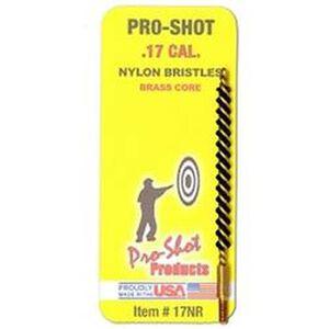 Pro Shot Products, Inc. Nylon Bore Brush .17 Caliber Nylon Rifle Brush 17NR
