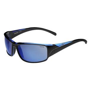 Bolle Keelback Shooting/Sporting Polarized Sunglasses Black Gloss