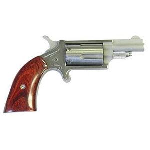 "NAA .22 Magnum Mini-Revolver .22 Winchester Magnum 1-5/8"" Barrel Boot Grips"