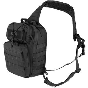 Maxpedition Hard Use Gear Lunada Gearslinger Bag Nylon Black