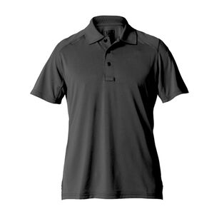 5.11 Tactical Women's Helios Short Sleeve Polo XL Charcoal