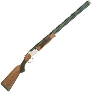 "TriStar Sporting O/U Break Action Shotgun 12 Gauge 30"" Ported Vent Rib Double Barrel 3"" Chamber 2 Rounds FO Front Sight Turkish Walnut Stock Blued Finish"