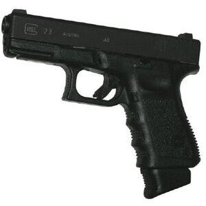 Pearce Grip Extension For GLOCK 17/18/19/22/23/24/31/32/34/35/37/38 Polymer Black PG-GP