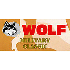 Wolf Military Classic .30-06 Spring Ammunition 500 Rounds 140 Grain Bi-Metal SP 2791fps