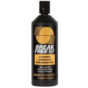 Break-Free CLP-4 Liquid 4 oz. Cleaner/Lubricant/Preservative 10 Pack