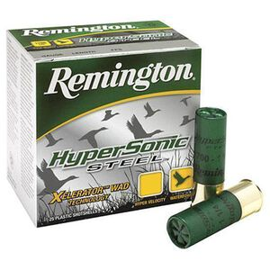 "Remington HyperSonic 20 Ga 3"" #2 Steel .875oz 25 Rounds"