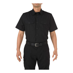 5.11 Tactical Men's Stryke Class-B S/S Shirt Medium Reg Navy