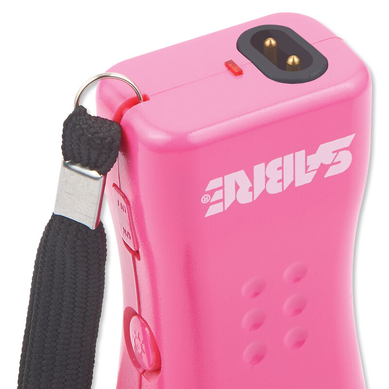 SABRE 600,000 Volt Mini Stun Gun Pink