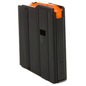 C Products AR-15 Magazine .223/5.56 NATO 10 Rounds Stainless Steel Black 1023041178CPD