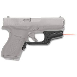 Crimson Trace Laserguard and Blade-Tech Holster for GLOCK 43