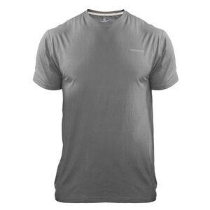 Medalist Men's Tactical Shield Short Sleeve Crew Shirt Polyester/Spandex XXL Charcoal M615CH2XL