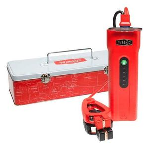 Weego Power Rechargeable Jump Starter 66 USB 12V and 19V Outlets