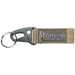 Maxpedition Hard Use Gear 1703 Keyper Key Keeper Khaki