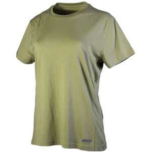 Beretta Special Purchase Women's Corporate Patch T Shirt Short Sleeve XL Cotton Army Green
