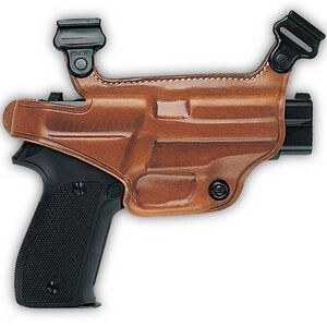 "Galco S3H Springfield XD-45 4"" Shoulder Holster Component Right Hand Leather Tan 446"
