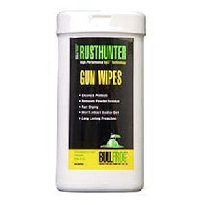 Rusthunter Gun Wipes 25-Pack