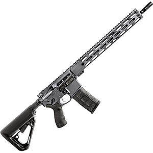 "BCI Defense SQS15 Pro Series 300 AAC Blackout 16"" Barrel Gray/Black"