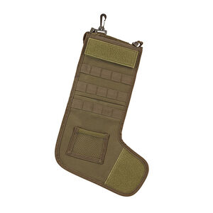 NcStar VISM Holiday Stocking MOLLE Attachment Tan