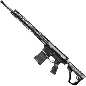 "Daniel Defense DD5v4 6.5 Creedmoor AR Style Semi Auto Rifle 18"" Barrel 10 Rounds 15"" M-LOK Handguard Collapsible Stock Black"