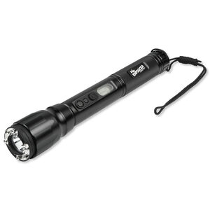 Personal Security Products Enforcer Stun Gun Flashlight 2,000,000 Volts Black ZAPEN
