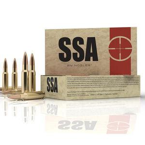 SSA 6.8mm Remington SPC Ammunition 20 Rounds 110 Grain Soft Point 2700fps