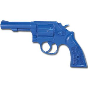"Rings Manufacturing BLUEGUNS S&W K Frame 4"" Handgun Replica Training Aid Blue FSK"