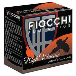 """Fiocchi High Velocity 20 Gauge Ammunition 3"""" #8 Shot 1-1/4oz Lead 1200fps"""