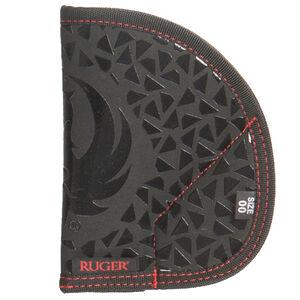 "Allen Ruger Stash Pocket Holster LCR/LCRx with 1.87"" Barrel Ambidextrous Nylon Black"
